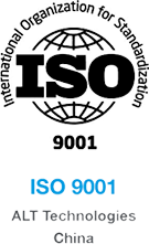 ALT ISO 9001 China certificate icon